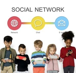 child_social_network